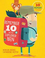 REMEMBER 10 WITH EXPLORER BEN by Catherine Veitch