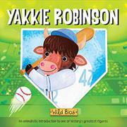 YAKKIE ROBINSON by Courtney Acampora