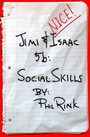JIMI & ISAAC 5B: SOCIAL SKILLS by Phil Rink