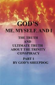 GOD'S ME, MYSELF, AND I by God's Sheepdog