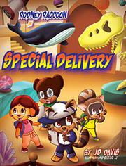 RODNEY RACCOON IN SPECIAL DELIVERY by JD  Davis