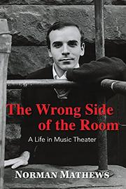 THE WRONG SIDE OF THE ROOM by Norman  Mathews