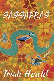 SASSAFRAS by Trish Heald