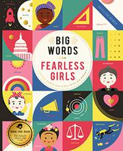BIG WORDS FOR FEARLESS GIRLS by Stephanie Miles