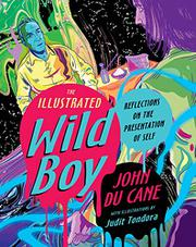THE ILLUSTRATED WILD BOY by John Du Cane