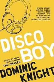 DISCO BOY by Dominic Knight