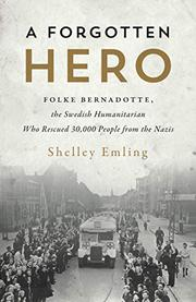 A FORGOTTEN HERO by Shelley Emling