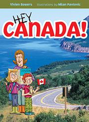 Book Cover for HEY CANADA!