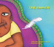 THE RUMOR by Anushka Ravishankar