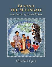 BEYOND THE MOONGATE by Elizabeth Quan
