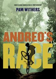 ANDREO'S RACE by Pam Withers