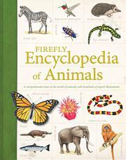 FIREFLY ENCYCLOPEDIA OF ANIMALS by Camilla de la Bédoyère