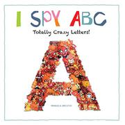 I SPY ABC by Manuela  Ancutici