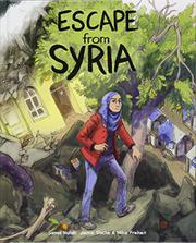 ESCAPE FROM SYRIA by Samya  Kullab