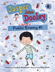PUBLIC LIBRARY ENEMY #1 by Caroline Adderson