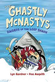 RAIDERS OF THE LOST SHARK by Lyn Gardner