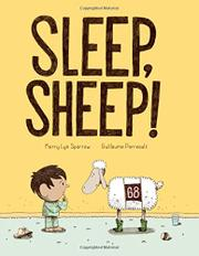SLEEP, SHEEP! by Kerry Sparrow