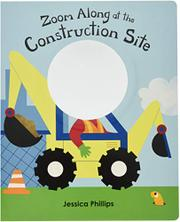 ZOOM ALONG AT THE CONSTRUCTION SITE by Kids Can Press