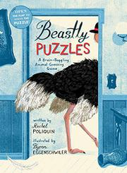 BEASTLY PUZZLES by Rachel Poliquin