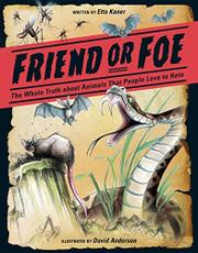 FRIEND OR FOE by Etta Kaner