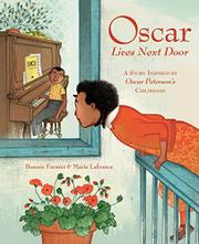 OSCAR LIVES NEXT DOOR by Bonnie Farmer