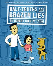 HALF-TRUTHS AND BRAZEN LIES by Kira Vermond
