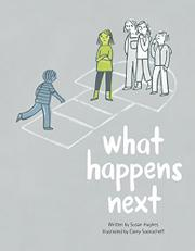 WHAT HAPPENS NEXT by Susan Hughes