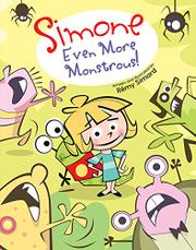 SIMONE: EVEN MORE MONSTROUS by Rémy Simard