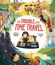 THE TROUBLE WITH TIME TRAVEL by Stephen W. Martin