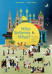 WHO BELIEVES WHAT? by Anna Wills