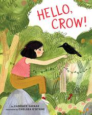 HELLO, CROW! by Candace Savage