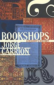 BOOKSHOPS by Jorge  Carrión