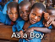 AS A BOY by Plan International
