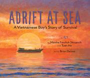 ADRIFT AT SEA by Marsha Forchuk Skrypuch