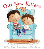 OUR NEW KITTENS by Theo Heras