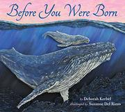 BEFORE YOU WERE BORN by Deborah Kerbel