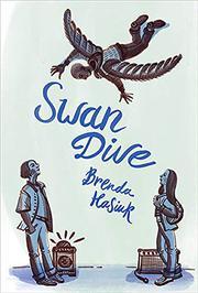 SWAN DIVE by Brenda Hasiuk