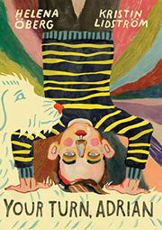 YOUR TURN,ADRIAN by Helena Öberg