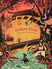 FOLLOW FINN by Peter Goes