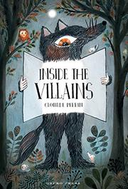 INSIDE THE VILLAINS by Clotilde Perrin
