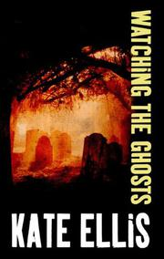 Cover art for WATCHING THE GHOSTS