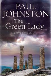 Cover art for THE GREEN LADY