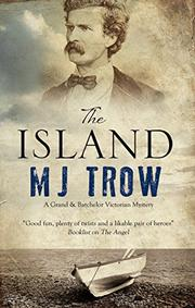 THE ISLAND by M.J. Trow