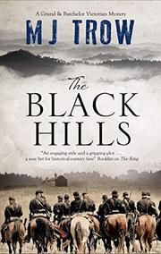 THE BLACK HILLS by M.J. Trow
