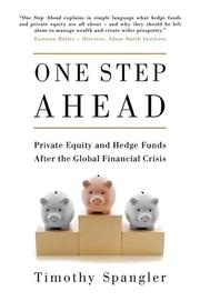 ONE STEP AHEAD by Timothy Spangler