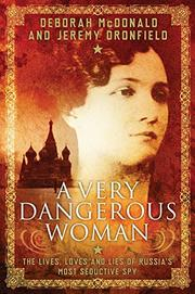 A VERY DANGEROUS WOMAN by Deborah McDonald
