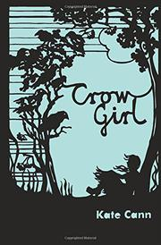 Cover art for CROW GIRL