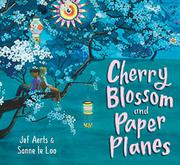CHERRY BLOSSOM AND PAPER PLANES by Jef Aerts