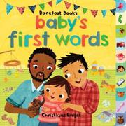 BABY'S FIRST WORDS by Stella Blackstone
