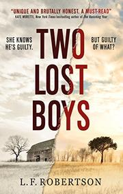 TWO LOST BOYS by L.F. Robertson